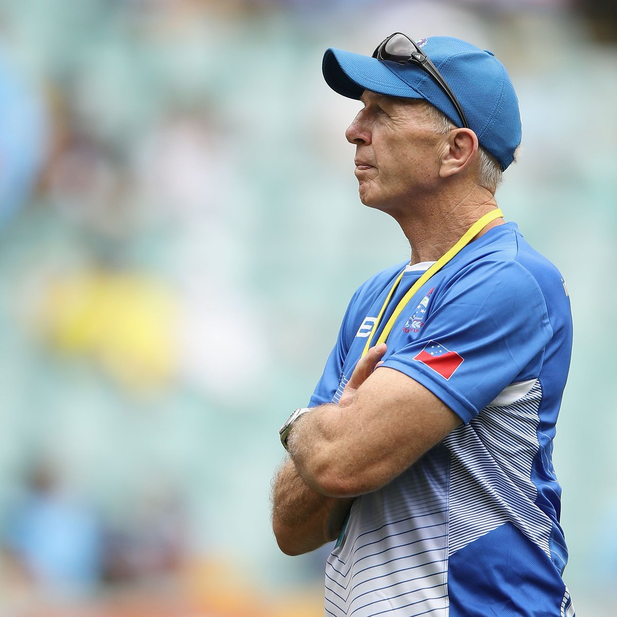 Gordon Tietjens has announced his departure as Samoa Sevens head coach 🇼🇸  The #WorldRugbyHOF inductee has been at the helm since late 2016 🏉 https://t.co/6R4GNmnjGw