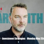 Image for the Tweet beginning: Mark hinder - investment strategies