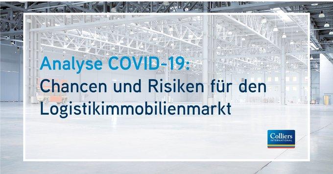 In einem aktuellen #COVID19 Whitepaper haben wir Chancen und Risiken für den deutschen Logistikimmobilienmarkt zusammengefasst und gegenübergestellt. #Logistik #Immobilien Mehr hier: t.co/VQeNZDkS0p
