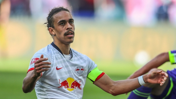 """😡 RB Leipzig's Yussuf Poulsen was """"angry"""" when a report claimed he was frustrated with his playing time and wanted to leave, with #NUFC, #EFC and #WHU cited as admirers 🛫  Speaking to Stats Perform News, he insists he plans to stay at Leipzig 🏡  https://t.co/t7L7YHYEDH https://t.co/6RoZZz0Ksp"""