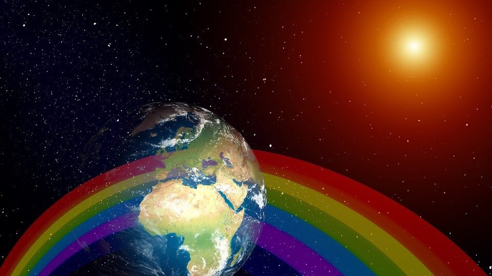 A thread: The Rainbow Bridge