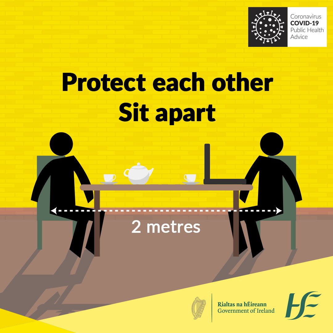 If you are leaving your home this week, don't be afraid to let others know if they get too close. Remember 2 metres apart is where we need to be. #HoldFirm 🌈#PhysicalDistancing