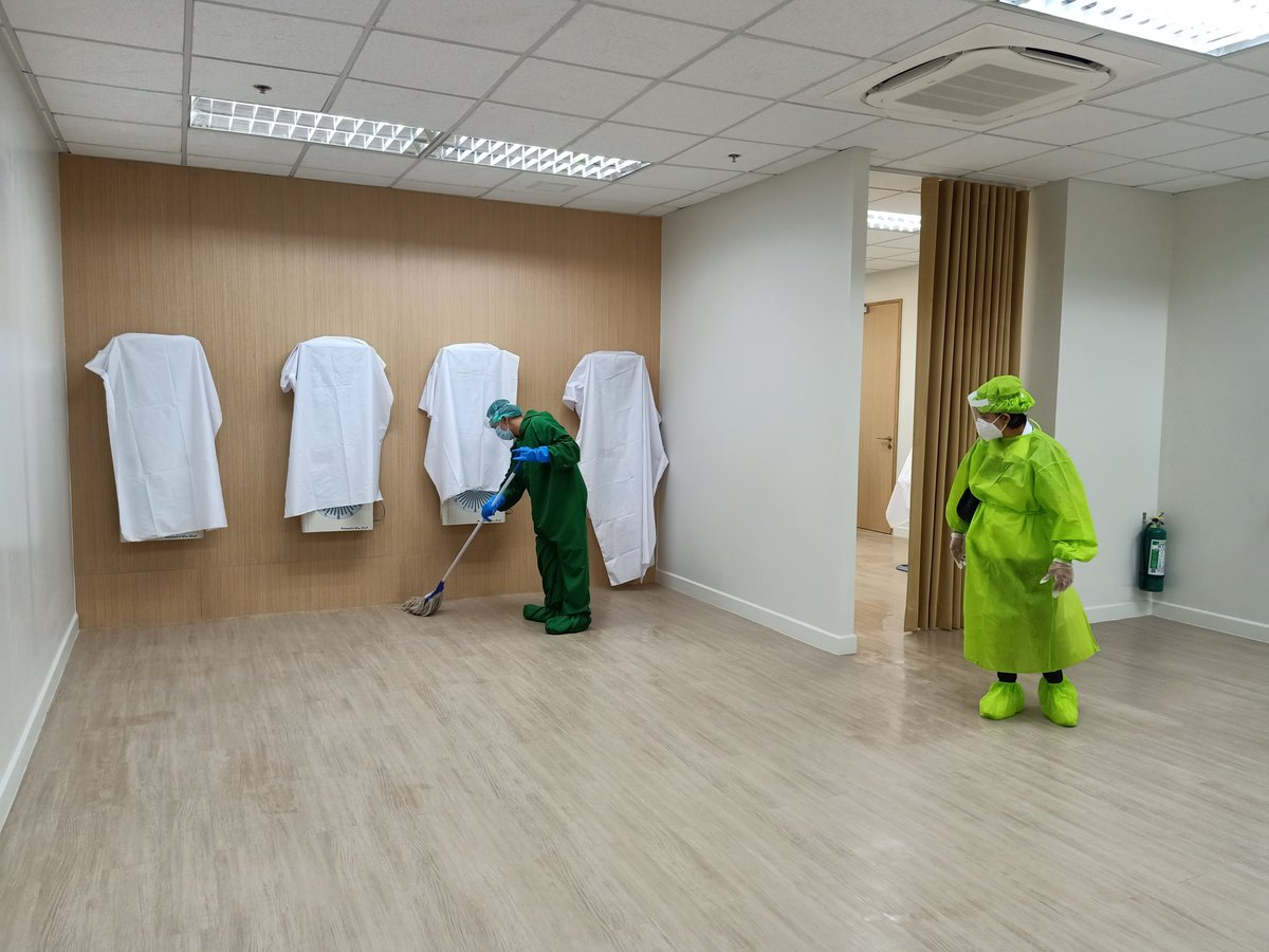We regularly sanitize and disinfect our BGC clinic to keep it away from virus and bacteria and make it a safe place for all our patients and guests. Book your appointments via our Patient Care Lines today. Walk-ins are strictly not allowed for the meantime.