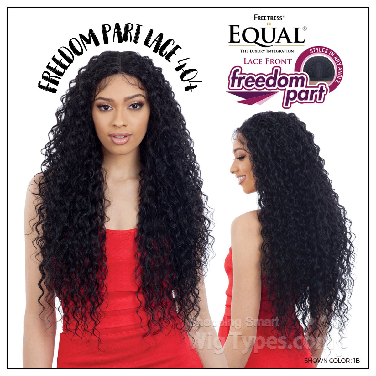 Freetress Equal Synthetic Freedom Part Lace Front Wig - FREEDOM PART LACE 404 (https://soo.nr/PfeY)  . . . . #wigtypes #wigtypesdotcom #trendyhair #protectivestyles #blackgirlhair #instahair ##lacefrontwig #syntheticwigs #freetressequal #freedompartwig #freedompartlace404pic.twitter.com/3dmb0MHSw7