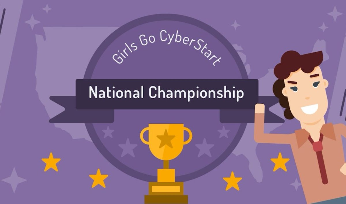 Good luck to our high school girls competing in the @GGCyberStart National Championship taking place today & tomorrow. We have 33 girls from 10 high schools representing our state this year. Alabama is rooting for you! @AlabamaAchieves #CS4AL