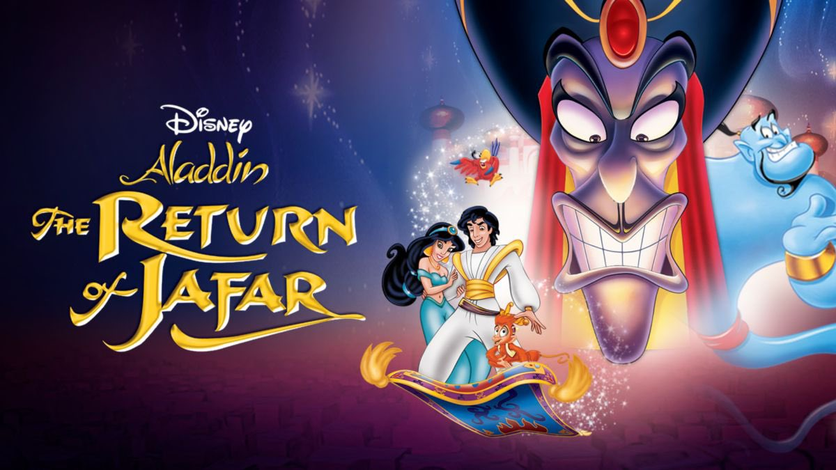 Just Don't Forget About Love  Happy 26th Anniversary to Aladdin: The Return of Jafar <br>http://pic.twitter.com/ELgFioopu1