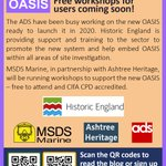 Image for the Tweet beginning: The new @oasis_data is coming