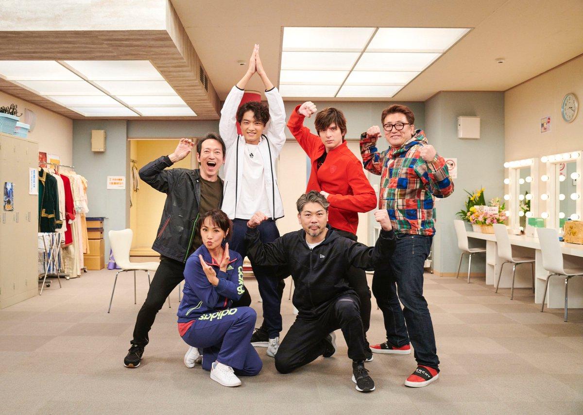 \チラ見せ映像公開/ 第5話放送まであと3日 今回のゲストは 立石俊樹 さん、三浦宏規 さん! のど