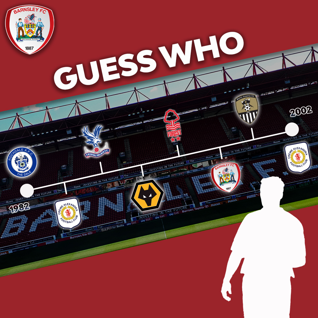 🧐 Any ideas who this might be? #YouReds