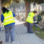 Image for the Tweet beginning: Reapertura del cementerio municipal de