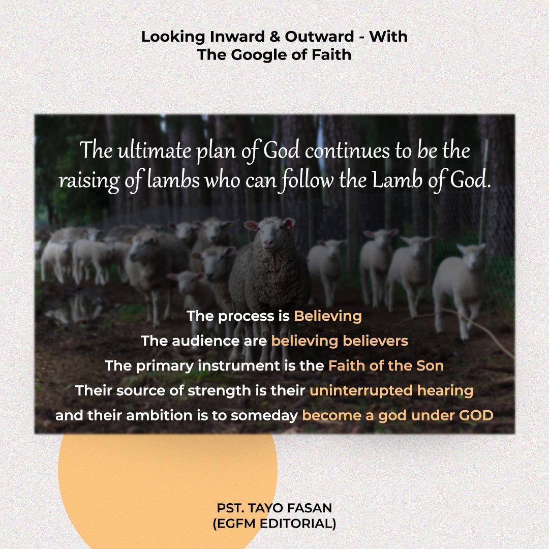 We will follow the lamb  #Focus #Righteousness #Eternallifepic.twitter.com/q2rusvlr8c