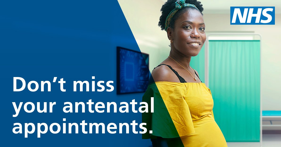 If you are pregnant it is important that you still attend your antenatal appointments and continue to seek advice from your midwife or maternity team: nhs.uk/pregnancy-and-…