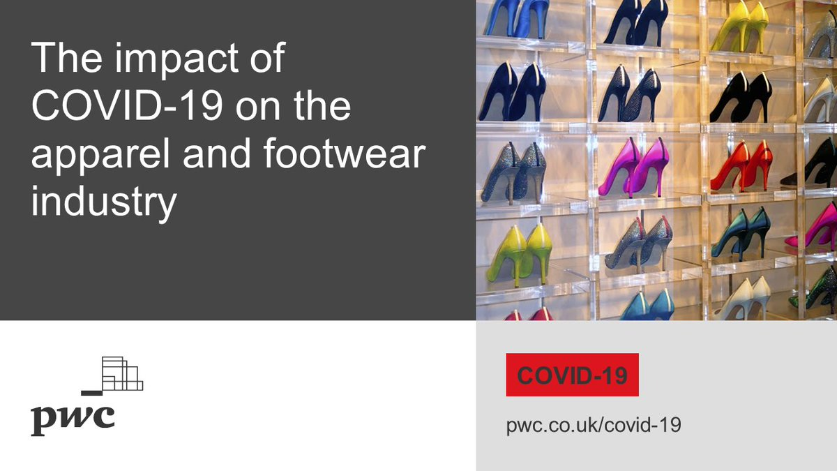 How can fashion #retailers prepare for stores reopening while keeping staff and shoppers safe? We spoke to CFOs about the impact of #COVID19 and the challenges and opportunities that lie ahead: https://t.co/if5PPHRHNs https://t.co/U24LgYTqX9
