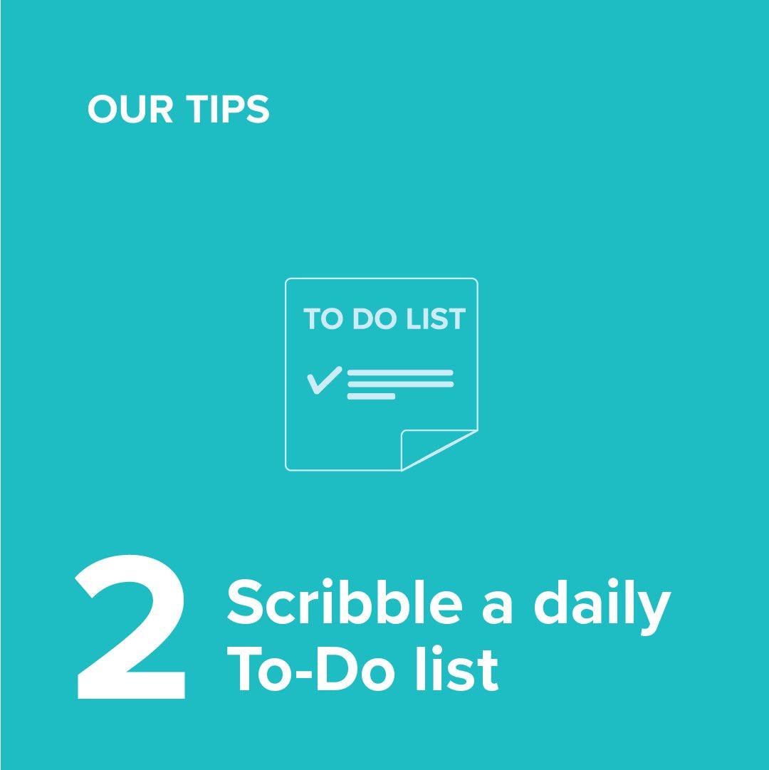 Having a written to-do list helps you Organize your thoughts, prioritize your tasks and achieve them on time.   وجود قائمة مهام تساعدك على تنظيم أفكارك وتنظيم أولويات مهامك وتحقيقها في الوقت المحدد.  #البحرين #المنامة #السيف #اعلانات #السعودية #المنطقة_الشرقية https://t.co/vZveQh6vjc