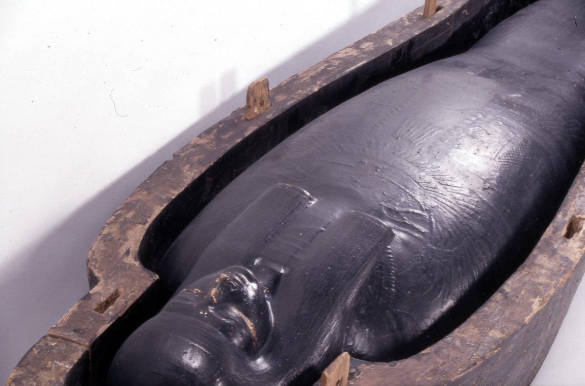 "Ancient Egyptian ""Black Goo"""