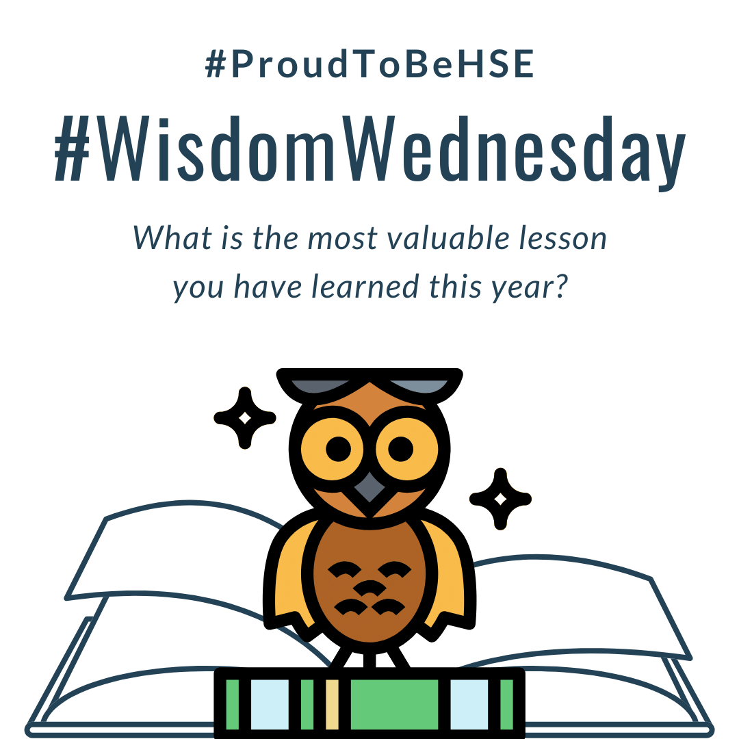 @HSESchools's photo on #WisdomWednesday