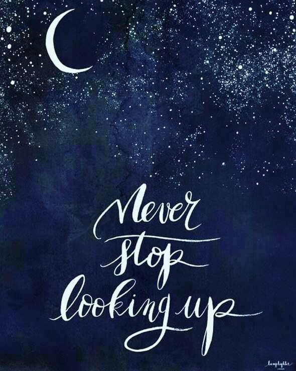 Up is endless. Look up, always. It's the secret of life. #lookingup https://instagr.am/p/CAabDXPJ9t9/pic.twitter.com/ccQg2lexgY