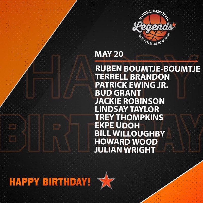 Wishing a HAPPY BIRTHDAY to these Legends 🎉   #LegendsofBasketball #NBABDAY #WNBABDAY https://t.co/uICsun7tcm