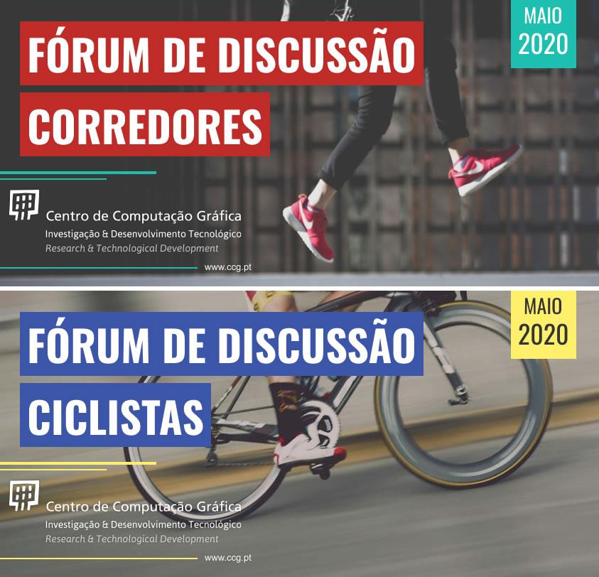 O grupo de PIU adorava ouvir a tua opinião acerca de uma nova tecnologia. Na semana de 25 a 29 de Maio vão realizar-se Fóruns de Discussão online. Será sorteado um vale da Decathlon no valor de 20€ 🗒️ Inscreve-te: https://t.co/U9ZVuqjRkY #ciclistas #corredores #forumdiscussao https://t.co/kSOXxrl886