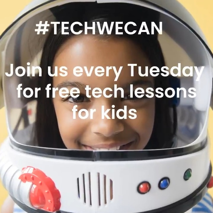 From concept cars, to space tourism & virtual reality travel, @KKing_5 will be showing kids all the exciting ways in which technology is being used in #tourism and #travel. Sign up here to join us at 10.30am tomorrow for the next #TechWeCan online lesson: https://t.co/nU59qxIDk4 https://t.co/AJcViZs4aQ