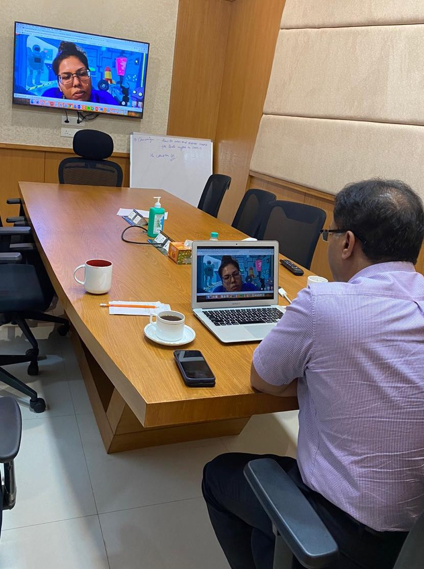 We are collaborating with @SingaporePoly as our knowledge partner to build an International Skill center in Goa. I had a promising call with them in this regard.   They are one of world's pre-eminent skill training institutes that will help in enhancing Skill Dev. in our state. pic.twitter.com/f8JkCrepmt