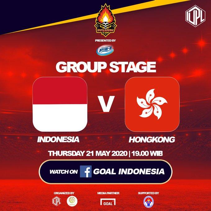 Indonesia akan bertarung dengan Hong Kong untuk memperebutkan puncak klasemen Grup B AEFA Asian Cup 2020., Kamis (21/5) pukul 19.00 WIB.  #gadisindonesiaa_ #gadisindonesia #indomusikgram #potretindo #anakhits #cewekjatimcantik #anakhitsbanget #anakkece #anakhitskekinian #cantikpic.twitter.com/oypuyhcvNU