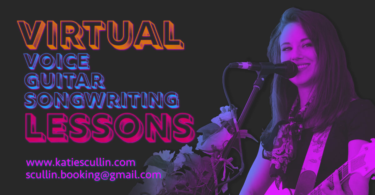 Learning something new is an empowering feeling. Right now might be the best time to focus your attention somewhere besides the news and instead on creating something beautiful. Lets connect: katiescullin.com #OnlineLearning #LearnMusic