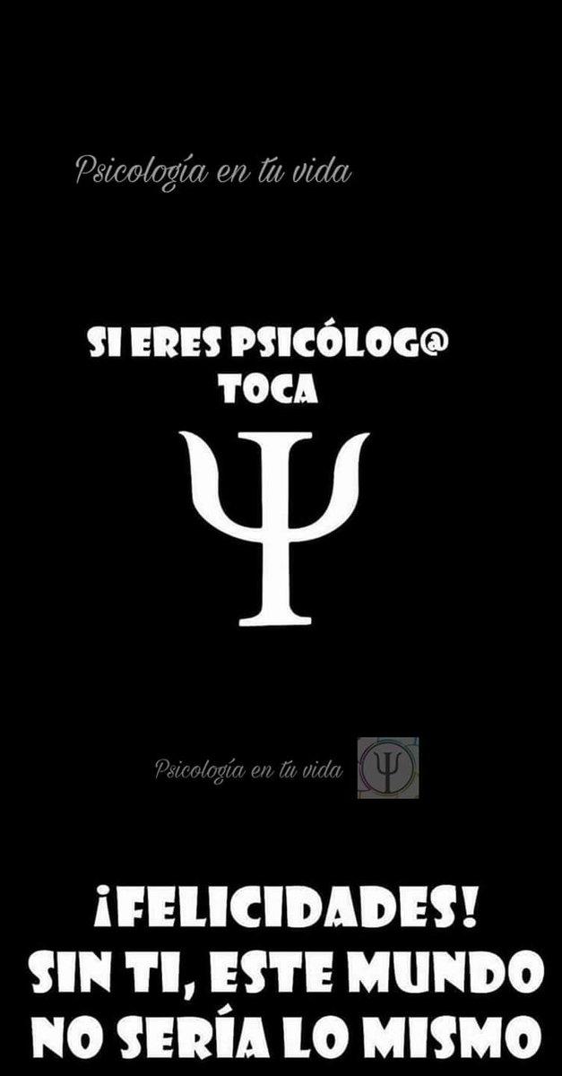 I love Psychology #Psicología #psychotherapypic.twitter.com/FjJOfhi30m