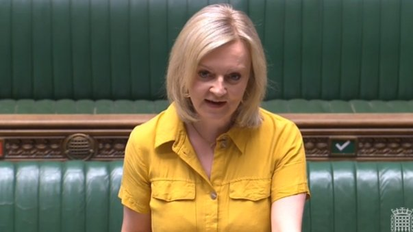 Liz Truss just claimed in parliament that the NHS is not on the table. But the #TradeBill shes currently introducing to the #HouseOfCommons does nothing to protect it from trade deals. MPs must amend the Trade Bill to protect our NHS from Donald Trump. #HandsOffOurNHS