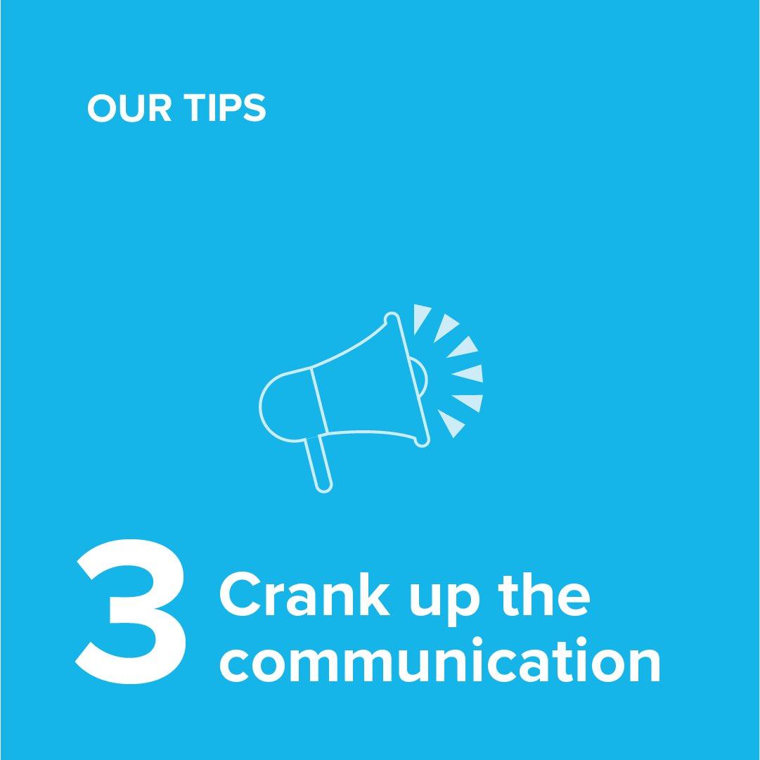 Focus on communicating your thoughts to your colleagues and clients clearly while listening to them effectively.  ركز على توصيل أفكارك إلى زملائك وعملائك بوضوح أثناء الاستماع إليهم بفاعلية.  #البحرين #المنامة #السيف #اعلانات #السعودية  #الموقع_الالكتروني #بحرين https://t.co/t0oglrfhVz