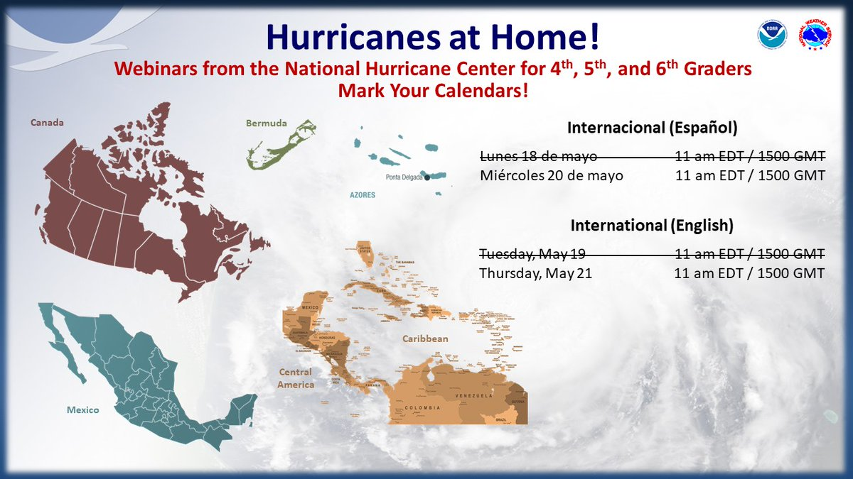 National Hurricane Center Nwsnhc Twitter