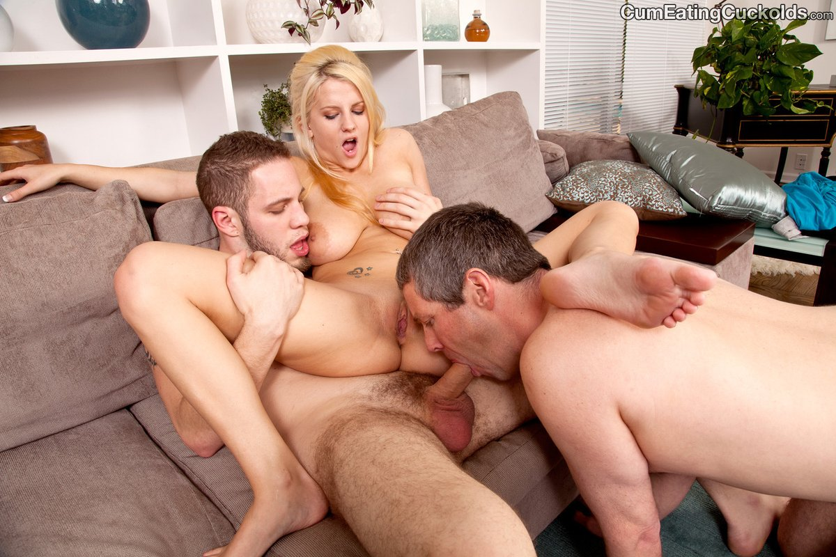 Bi cuckold homemade daddy