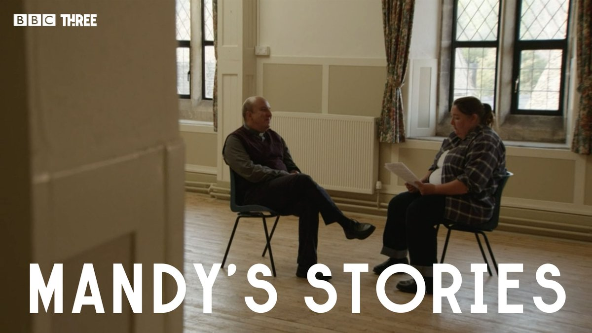 Another #ThisCountry deleted scene: more of Mandy's stories, which all deserve a Pulitzer tbqh