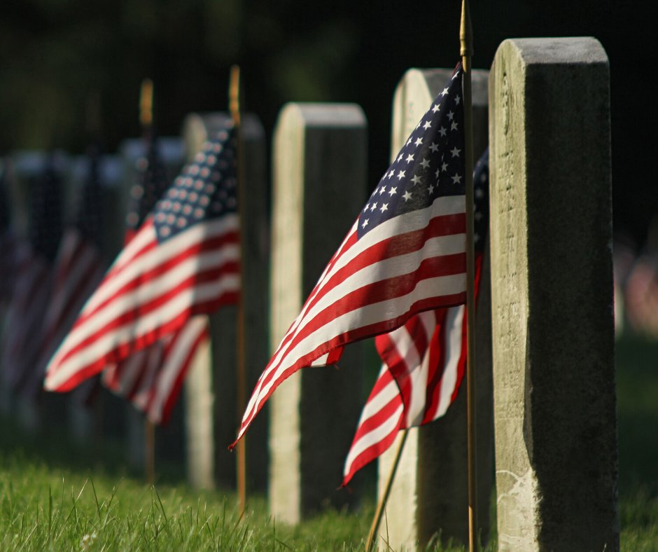 """We are honored to be a part of the first virtual #MemorialDay """"Parade of Heroes,"""" presented by @Ancestry. On May 25 at 11 AM ET, we come together to remember those who have fought and fallen. Join us and watch on the Ancestry Facebook page. #RememberAtHome"""