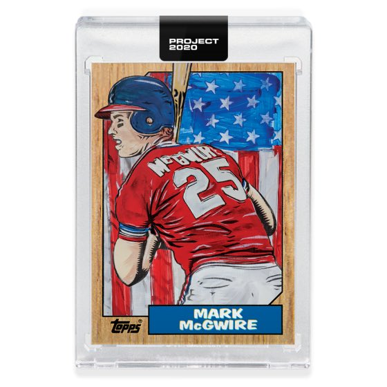 Love the work @blakejamieson is putting in and had to grab one.  Get one too before it's too late.  Can't wait for his Junior card.  #SupportArt #ToppsProject2020 #USABaseball #McGuire