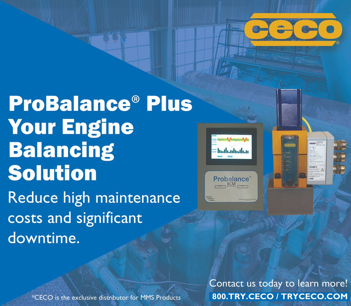 Our new cutting-edge solutions will change the way you monitor and balance your engine! Contact us to learn about our cost effective, user friendly balancing solutions. #enginebalancing  http://tryceco.com pic.twitter.com/oQmf9FJQ4R