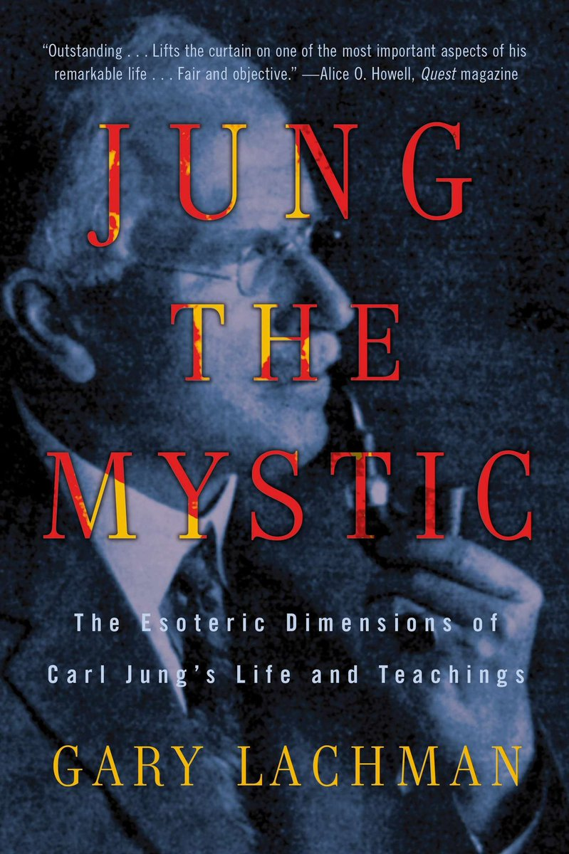 Currently reading... one of my favorites already. Check it out if you're into Jung's work, symbolism, and esoteric history. https://t.co/bw1l6UfHhV