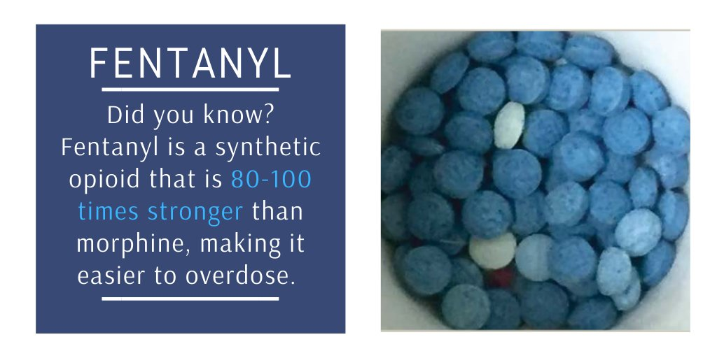 What do you know about fentanyl? #WellnessWednesday justthinktwice.gov/drug-fact/fent…