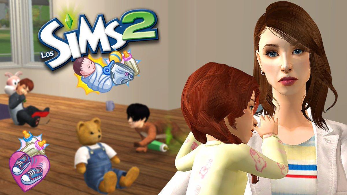 Mλяy ƨimƨ Escuadronsimmer On Twitter Nuevo Vídeo Del Reto De Los 7 Biberones En Los Sims 2 En El Episodio De Hoy Sucederá Algo Maravilloso Para Julia