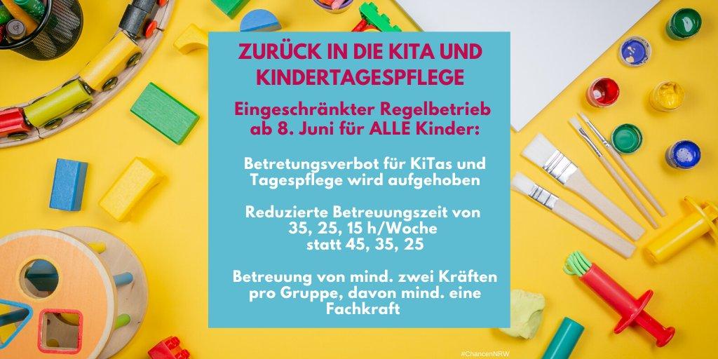 ministerium für kinder familie flüchtlinge und integration nrw corona