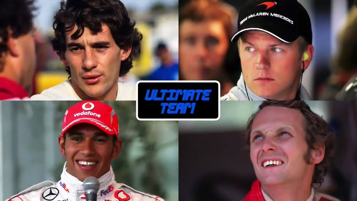 We've whittled McLaren's 16 most successful drivers down to four for the @AutomationAnywh #McLarenUltimateTeam, and we called on a few friends to share their thoughts before the final day of voting tomorrow.   Read more before casting your votes ➡️ https://t.co/PyxXPPqYbc