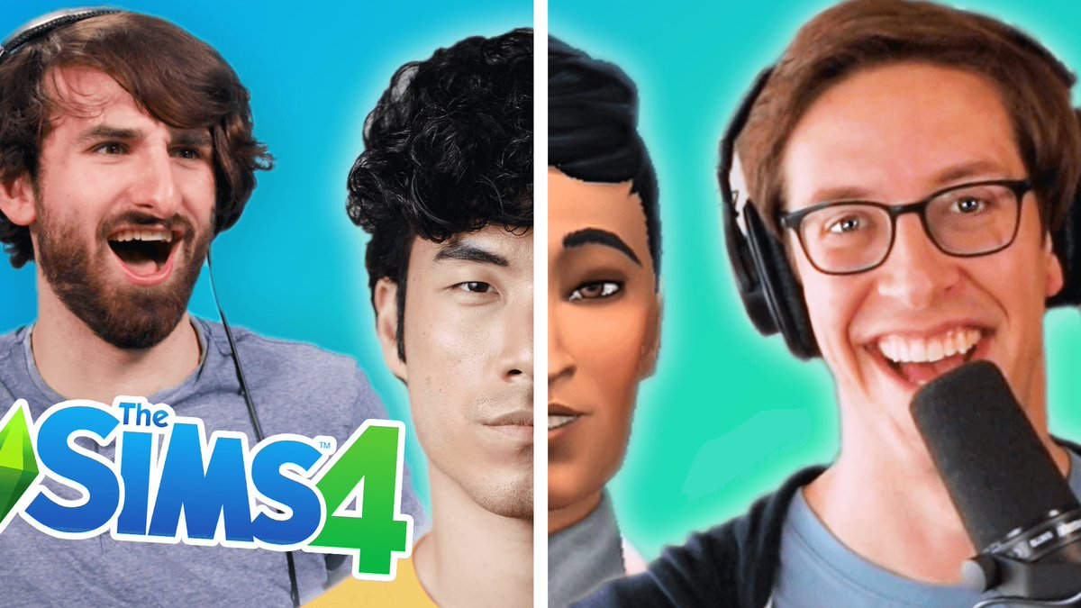 Today we're letting @milesbon control our lives in Sims... wish us luck!👀 youtu.be/hAMckBe9Bdo