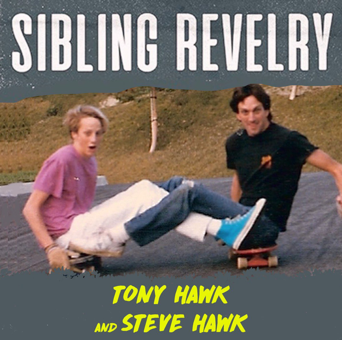 My brother and I are featured in the new episode of @siblingrevelry with Kate & Oliver Hudson. Hear stories of what it's like to be simultaneously supported and tortured by your older sibling, which I'm sure many of you have experienced first-hand: apple.co/sibling
