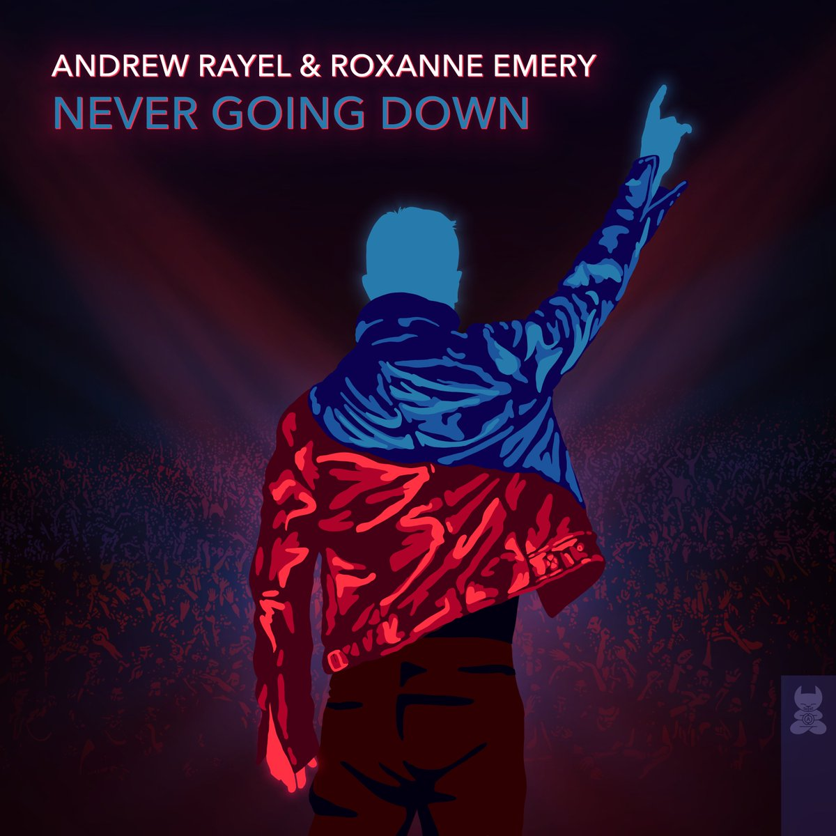 2 days until 'Never Going Down' is released, who's ready? ❤️ #NeverGoingDown @Roxanne_Emery https://t.co/CLImPBUA90