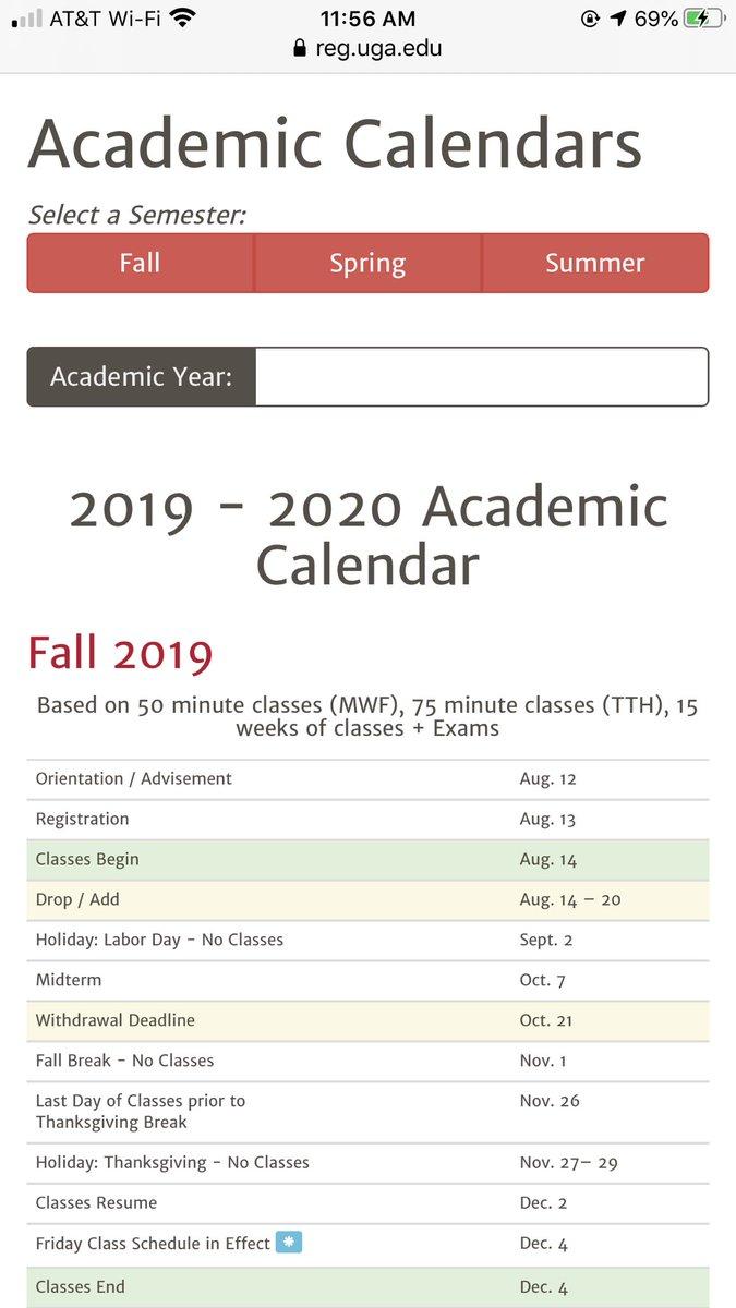 Uga Academic Calendar Spring 2022.2022 Calendar Uga 2021 Calendar