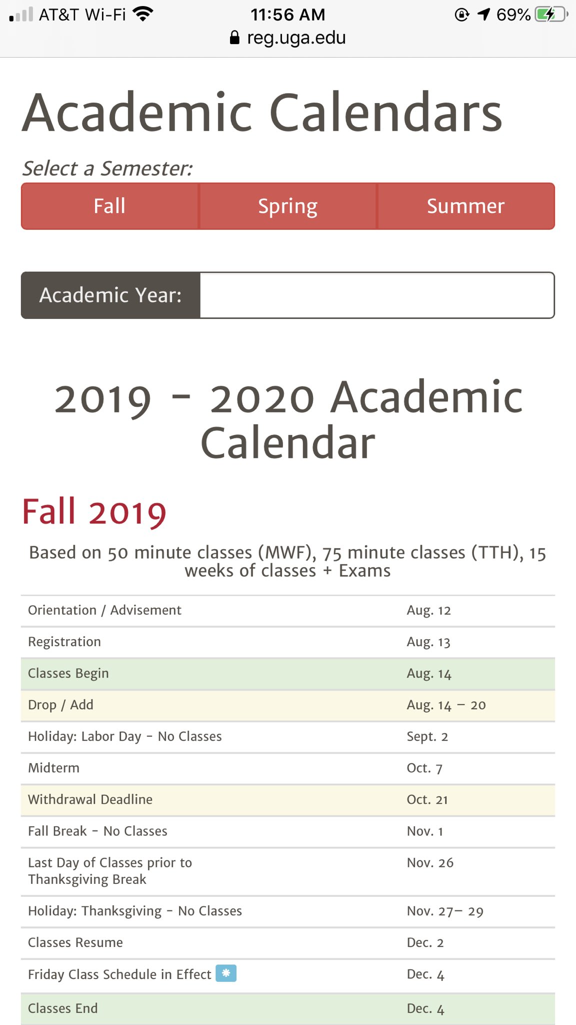 Uga 2022 Calendar.Dr Janet Frick On Twitter Me Watching The Universityofga Registrar S Website Which Just Yesterday Had The 2020 2021 Academic Calendar Visible And Unchanged This Morning It S Gone Https T Co Wbgyxbhkbt Https T Co Gzbu42j9ar