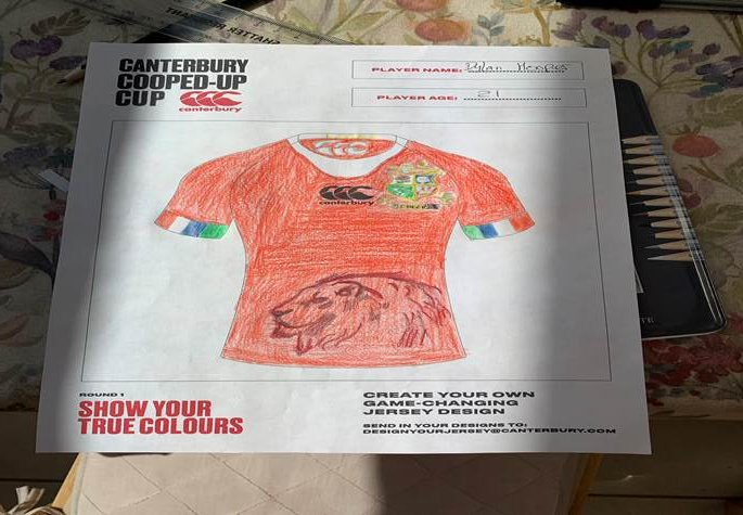 Have you taken part in the @canterburyNZ Cooped-Up Cup? 🏆 Design your own jersey now. 👉 canterbury.com/canterbury-s-c… #LionsSA2021