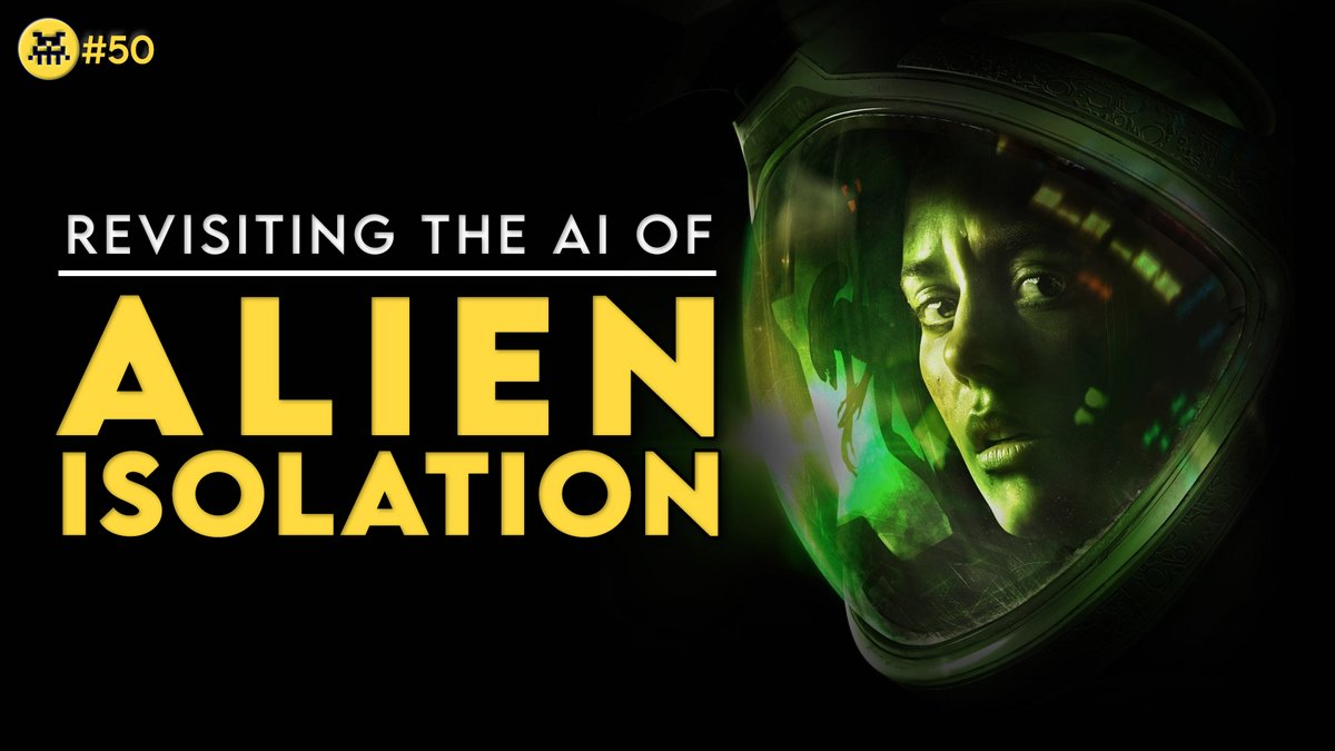 AI and Games: Episode 50!  To celebrate this huge milestone, I'm returning to my most popular topic!    Join me as I revisit the AI of Alien: Isolation.