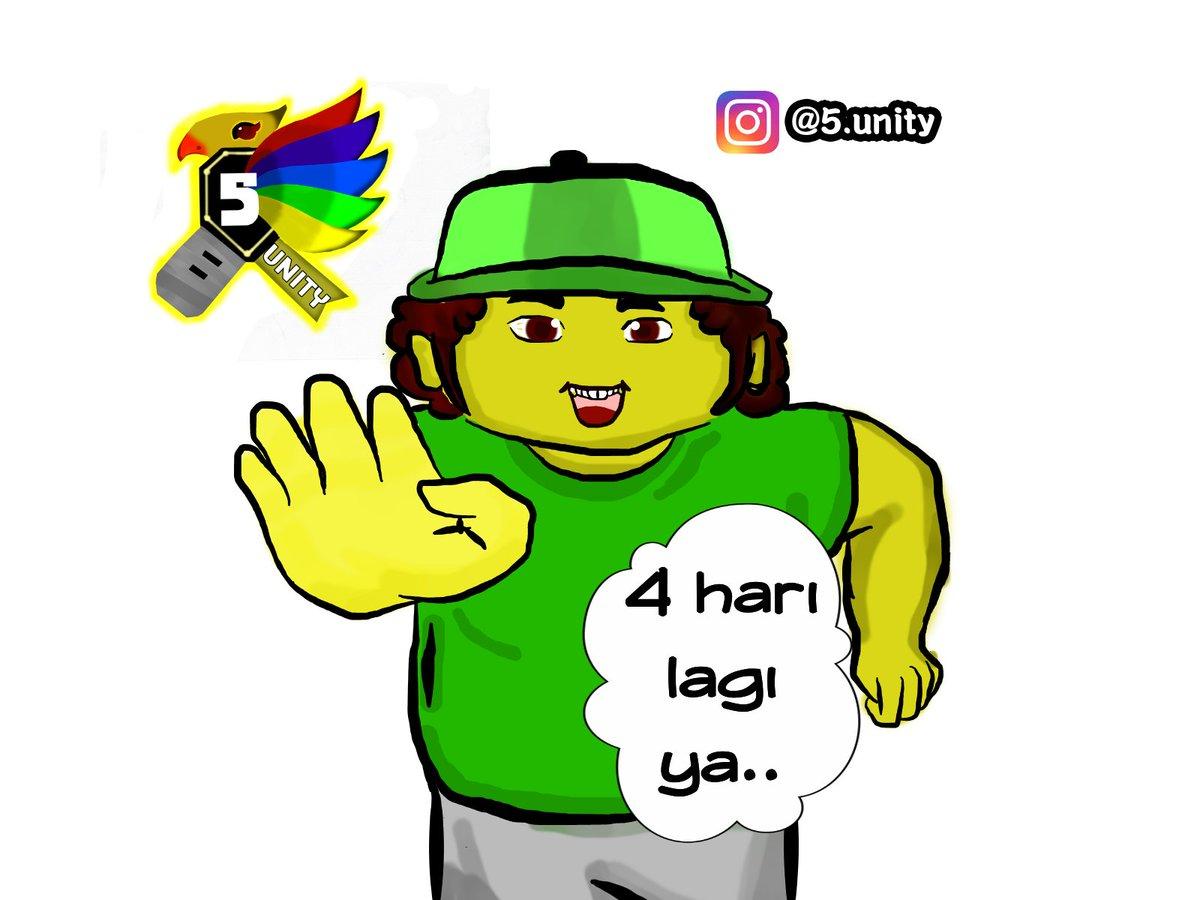 4 hari lagi!!!! #komik #komikindo #komikstrip  #komikbaru #komikpetualang  #komikinajah #medibangpaint #komikindonesia #sejarah #indonesia  #newcomic #stripcomic #comics  #indonesian #5unity  #covid19 #2020 #newcomicpic.twitter.com/n0Sdf6ShAO