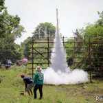 Image for the Tweet beginning: A rocket festival that I